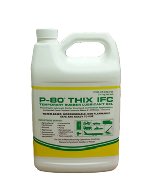 IPC P-80 THIX IFC Rubber Lubricant Gel USA