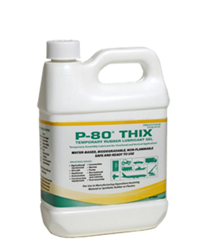 IPC P-80 THIX Rubber Lubricant Gel USA