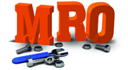 MRO (Maintenance, Repair and Operations) product logo