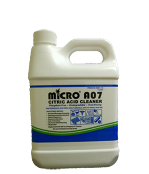 IPC Micro A07 Citric Acid Cleaner USA