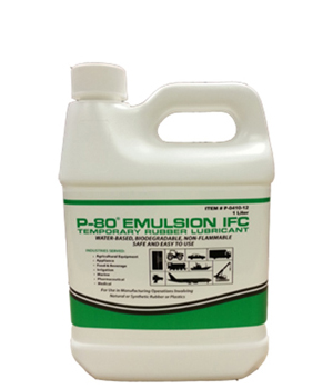 IPC P-80 IFC Rubber Lubricant Emulsion USA