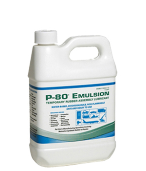 IPC P-80 Rubber Lubricant Emulsion USA
