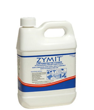 IPC Zymit Low Foam Enzyme Cleaner protein starch based soils USA